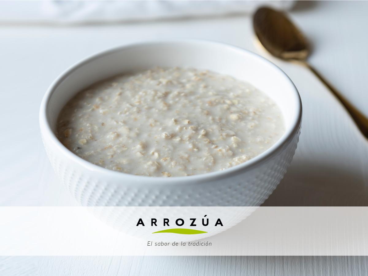 Receta De Porridge De Arroz Dona Ana Arrozua